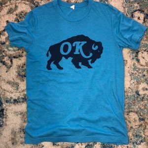State of Oklahoma T-shirt